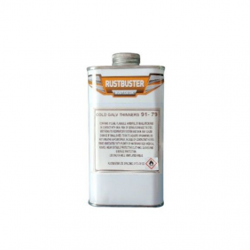 Rustbuster Cold Galvanising Thinner - solvente