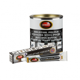 Autosol Stainless Steel Polish - polidor aço inox