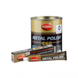 Autosol Metal Polish - limpar e polir cromados