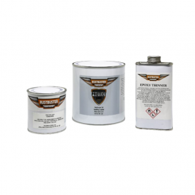 Rustbuster Protect UVR High Gloss Topcoat - tinta alto brilho