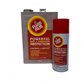 Fluid Film - cera anti-ferrrugem lubrificante