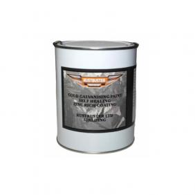 Rustbuster Cold Galvanising Paint - primário de zinco